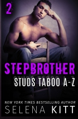 Stepbrother Studs: Taboo A-Z Volume 2