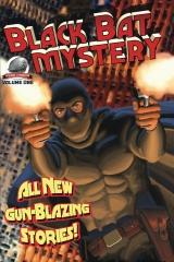 Black Bat Mysteries Volume One