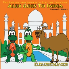 Alex Goes to India