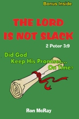 The LORD Is Not Slack