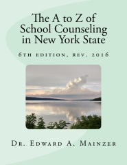 The A to Z of  School Counseling in New York State