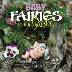 Baby Fairies In My Garden