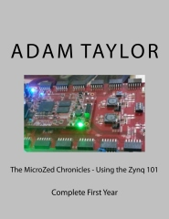 The MicroZed Chronicles - Using the Zynq 101