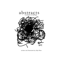 Abstracts: minimalist scribblings