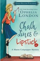 Chalk Lines & Lipstick