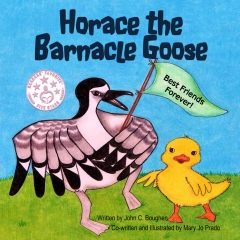 Horace the Barnacle Goose