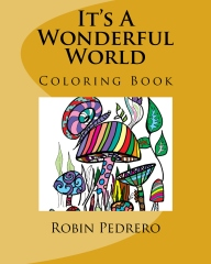 It's A Wonderful World Coloring Book
