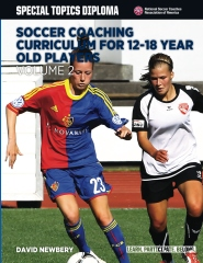 Soccer Coaching Curriculum for 12-18 Year Old Players - Volume 2