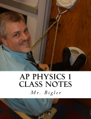 AP Physics 1 Class Notes