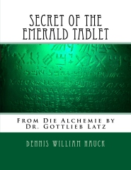 Secret of the Emerald Tablet