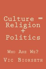 Culture = Religion + Politics