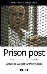 Prison post: Letters of support for Peter Greste