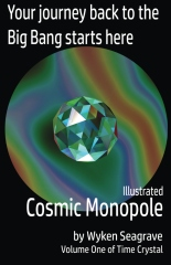 Illustrated Cosmic Monopole