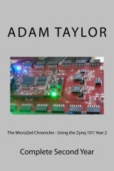 The MicroZed Chronicles - Using the Zynq 101: