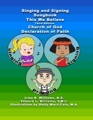 Singing and Signing Songbook This We Believe