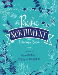 The Pacific Northwest Coloring Book