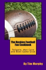 The Huskies Football Fan Cookbook