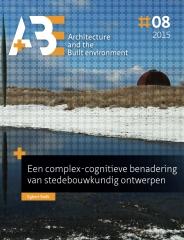 Een complex-cognitieve benadering van stedebouwkundig ontwerpen
