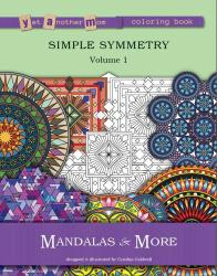 Yet Another Mom Coloring Book: Mandalas & More
