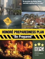 Honoré Preparedness Plan