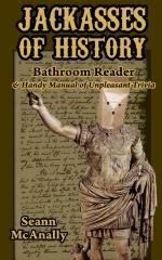 Jackasses of History Bathroom Reader