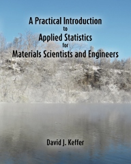 A Practical Introduction to Applied Statistics for Materials Scientists and Engineers