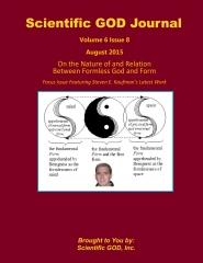 Scientific GOD Journal Volume 6 Issue 8