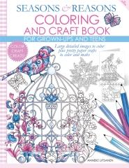 Seasons and Reasons Coloring and Craft Book
