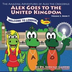 Alex Goes to the United Kingdom