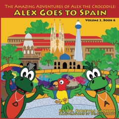 Alex Goes to Spain