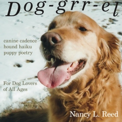 Dog-grr-el: canine cadence, hound haiku, puppy poetry