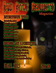 Dark Gothic Resurrected Magazine Fall 2015