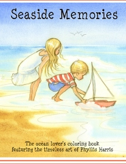 Seaside Memories: The ocean lover's coloring book