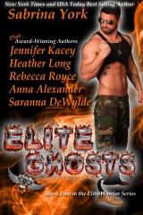 Elite Ghosts: Six-Novel Cohesive Military Romance Boxed Set