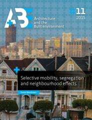 Selective mobility, segregation and neighbourhood effects