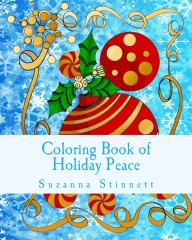 Coloring Book of Holiday Peace