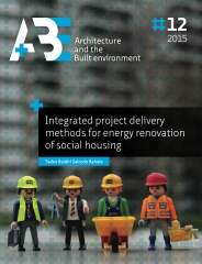 Integrated project delivery methods for energy renovation of social housing