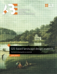 GIS-based landscape design research