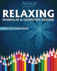 Coloring To Relax The Mind
