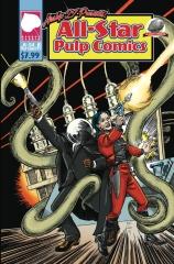 All-Star Pulp Comics Volume Three