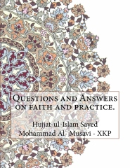 Questions and Answers on faith and practice.