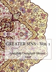 GREATER SINS - Vol 1