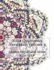 Your Questions Answered Volume 5