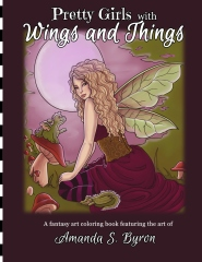 Faery Ink Presents: Pretty Girls with Wings & Things
