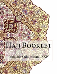 Hajj Booklet