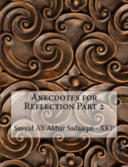 Anecdotes for Reflection Part 2