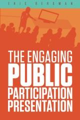 The Engaging Public Participation Presentation