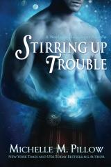 Stirring Up Trouble (LARGE PRINT)