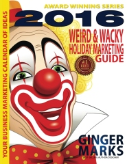 2016 Weird & Wacky Holiday Marketing Guide