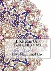 IL Khums Una Tassa Islamica